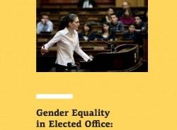 Rodna ravnopravnost na izabranim funkcijama: Akcioni plan u šest koraka