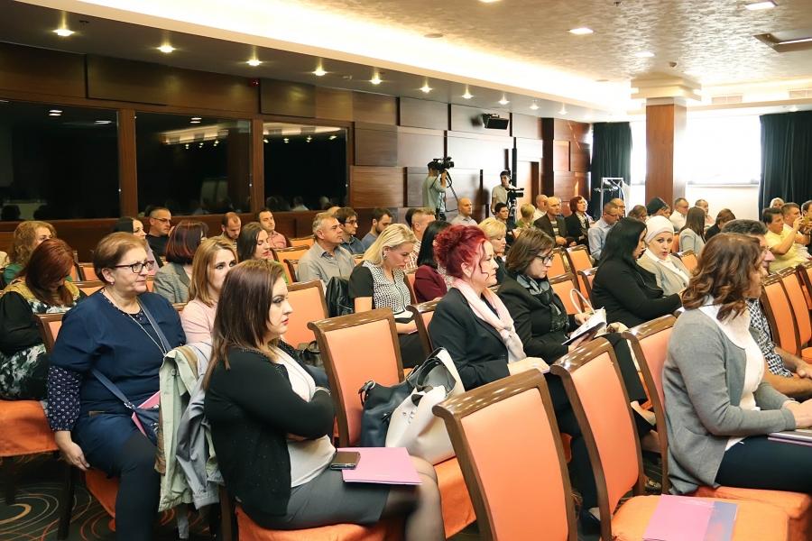 Konferencija o prevenciji i borbi protiv nasilja u porodici