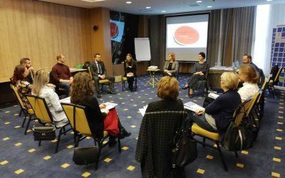 Održana edukacija za voditelja psihosocijalnog tretmana  počinitelja rodno zasnovanog nasilja, odnosno nasilja u porodici