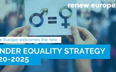 Predstvaljena Strategija za ravnopravnost između žena i muškaraca u Europi (2020-2025)