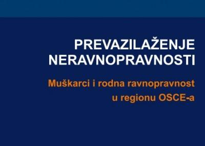 Muškarci i rodna ravnopravnost u regionu OSCE-a