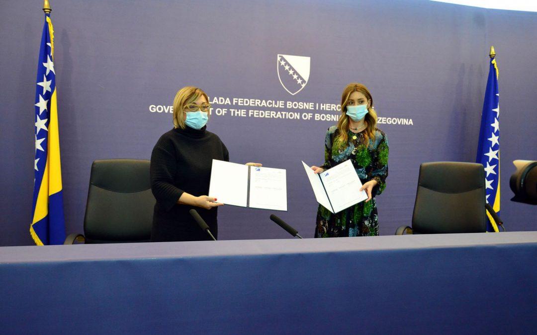 Gender Centar FBiH i Infohouse za ekonomsko osnaživanje žena žrtava nasilja