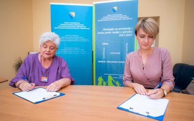 Potpisan Protokol o saradnji Gender Centra Federacije Bosne i Hercegovine i kompanije Mozzart d.o.o.